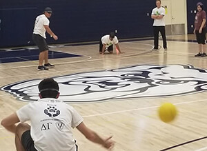 Butler Univ. Goalball Tournament